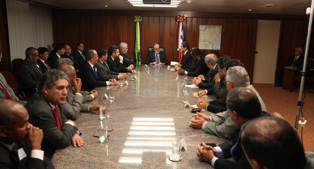 Acuerdo entre Petrobras y Gobierno