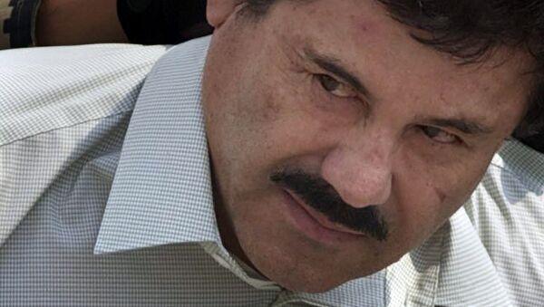 Joaquín El Chapo Guzmán - Sputnik Mundo
