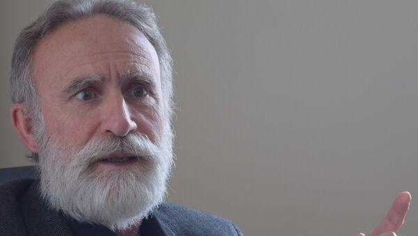 Florisvaldo Fier, Alto Representante General del Mercosur y fundador del Partido de los Trabajadores de Brasil - Sputnik Mundo