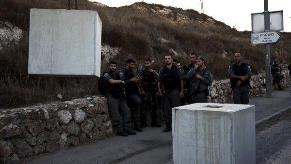 Yabel Mukaber, un barrio palestino castigado - Sputnik Mundo