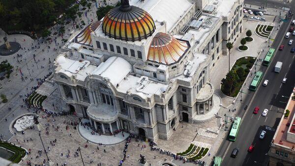 Palácio de las Bellas Artes - Sputnik Mundo
