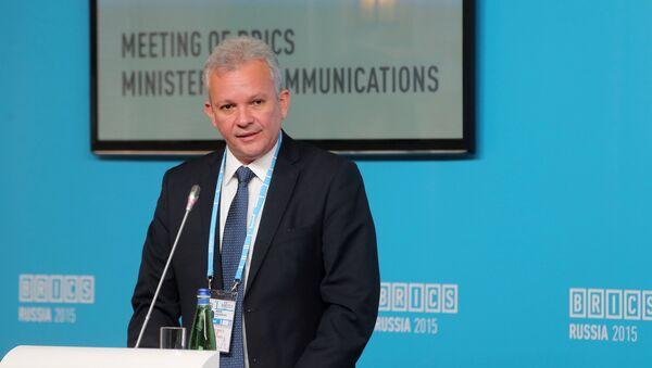 André Figueiredo, ministro de Comunicaciones de Brasil - Sputnik Mundo