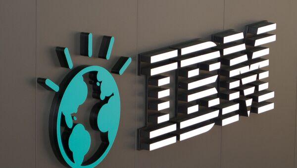 IBM Logo - Sputnik Mundo