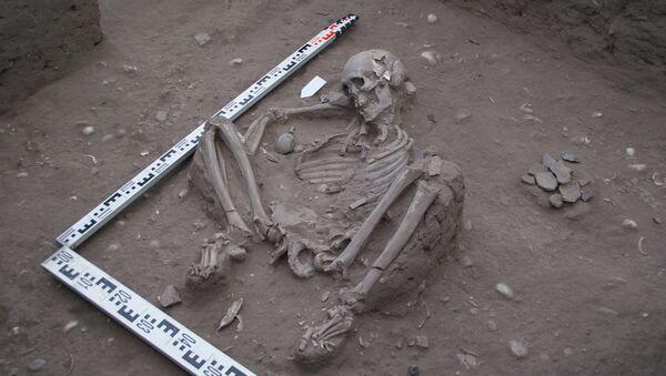 Arqueólogos descubren en Ecuador restos de más de 5.500 años - Sputnik Mundo
