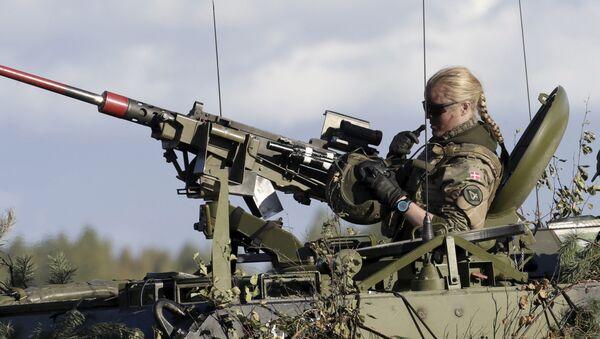 Soldado de la OTAN - Sputnik Mundo
