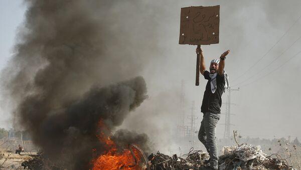 Conflicto palestino-israelí - Sputnik Mundo