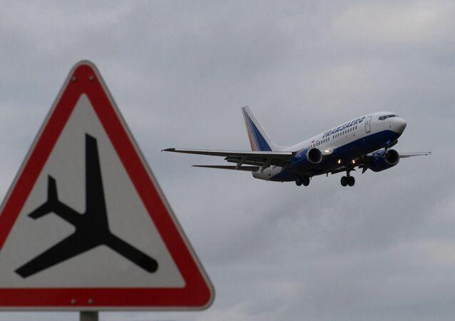 Boeing 737 (archivo)