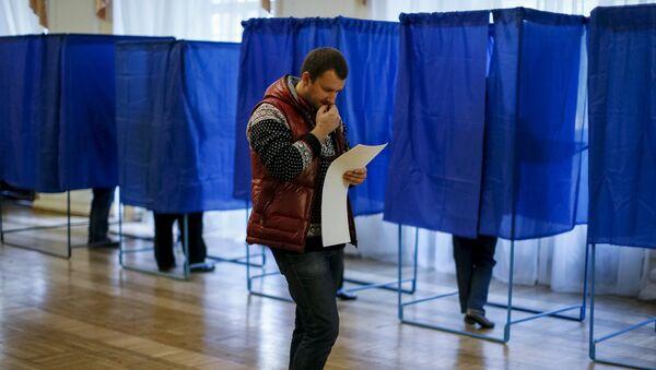 Elecciones en Ucrania (archivo) - Sputnik Mundo
