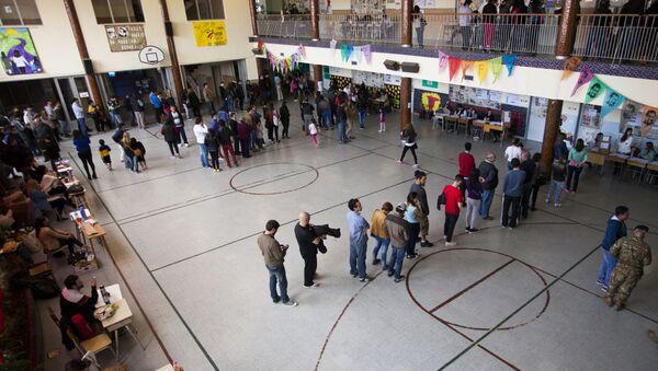 Participación de votantes llegó a 79 por ciento en Argentina - Sputnik Mundo