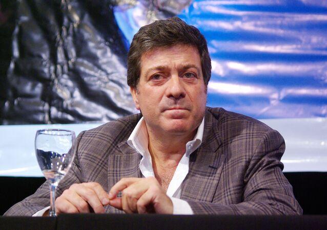 Gabriel Mariotto, vicegobernador de la provincia de Buenos Aires