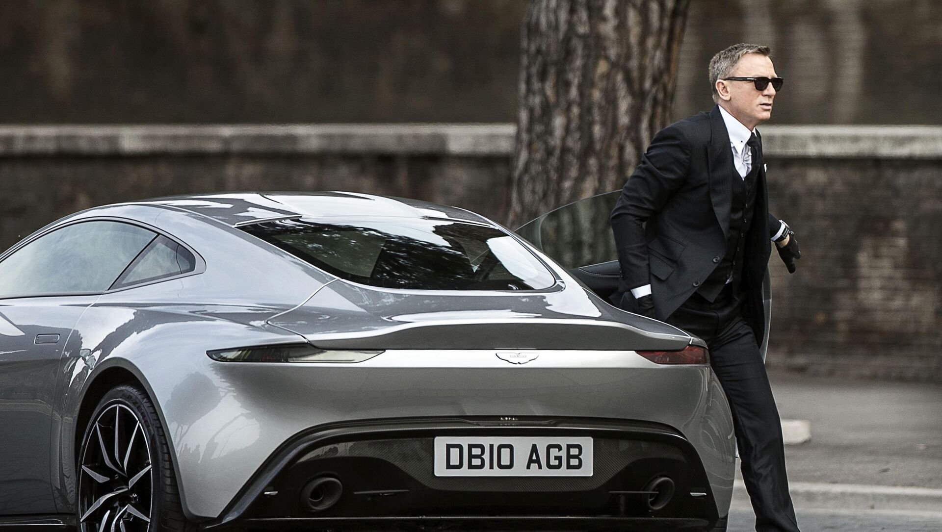Daniel Craig, conocido por encarnar el personaje de James Bond - Sputnik Mundo, 1920, 27.09.2020