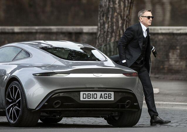 Daniel Craig, conocido por encarnar el personaje de James Bond