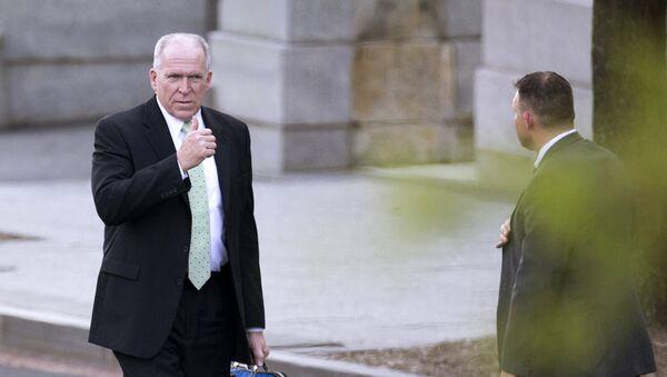 John Brennan, director de la CIA - Sputnik Mundo