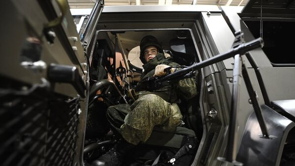 Militar ruso - Sputnik Mundo