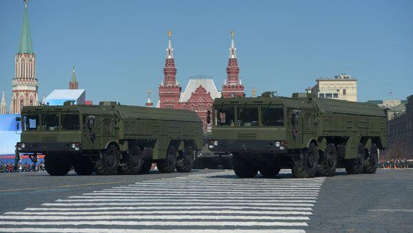 Sistema de misiles Iskander - Sputnik Mundo