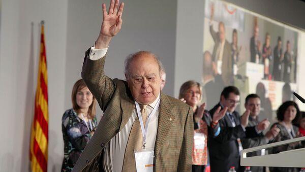 Jordi Pujol, expresidente catalán - Sputnik Mundo