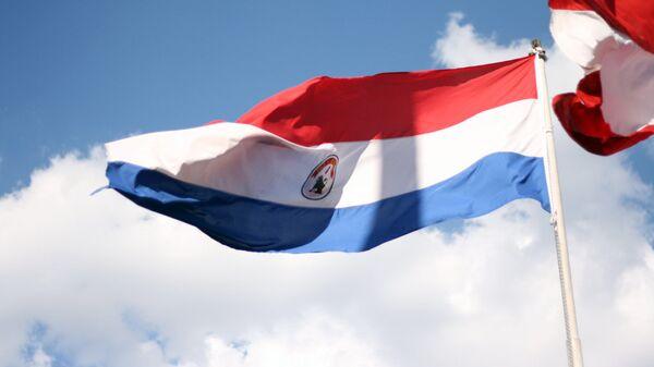 Bandera de Paraguay - Sputnik Mundo