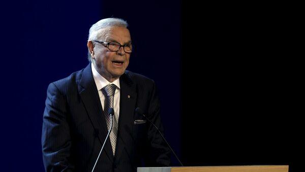 Jose Maria Marin, ex-president of Brazilian Football Confederation - Sputnik Mundo