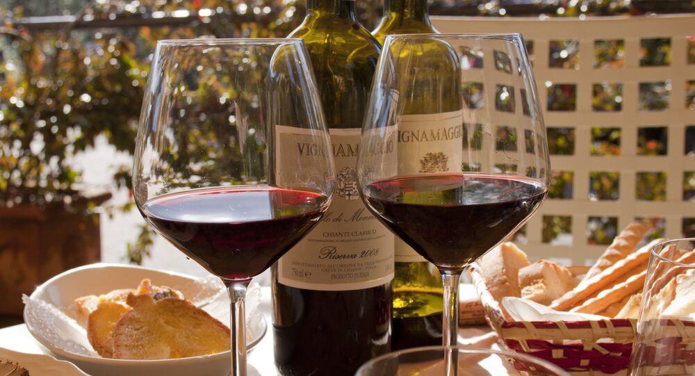 Vino italiano