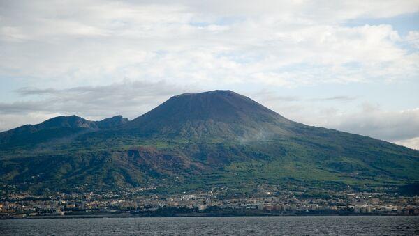 El monte Vesubio - Sputnik Mundo