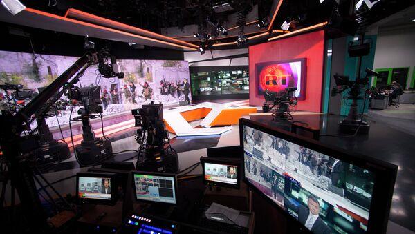 RT newsroom - Sputnik Mundo