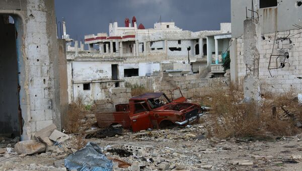 Otras tres localidades sirias se suman al proceso de reconciliación - Sputnik Mundo