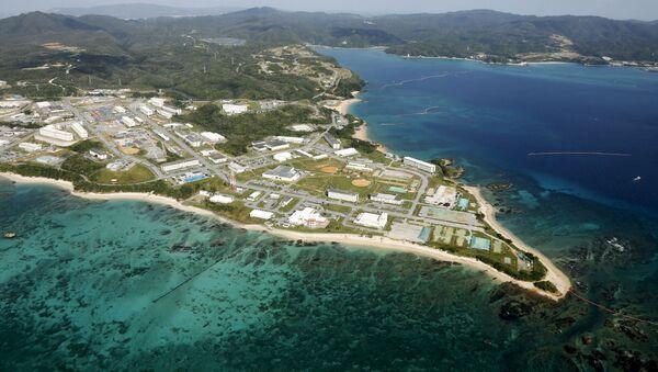 Base estadounidense en Okinawa, Japón (archivo) - Sputnik Mundo