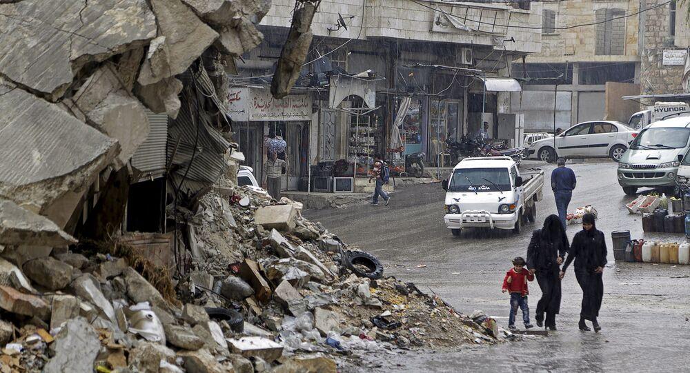 Situación en la provincia de Idlib, Siria