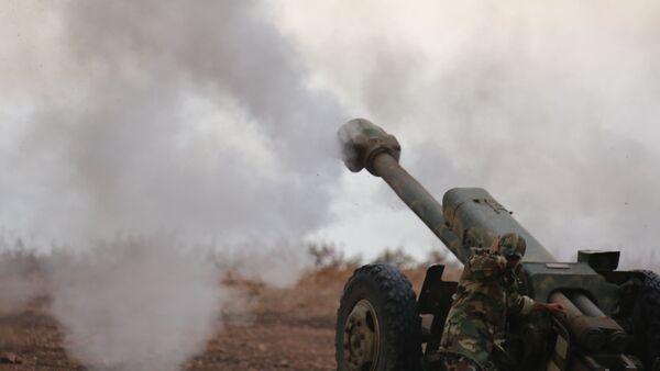 Combates del Ejército sirio por el control de la estratégica región de Idlib - Sputnik Mundo