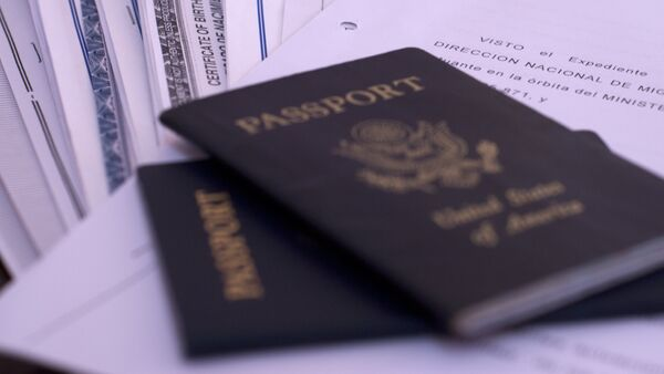 Pasaportes - Sputnik Mundo
