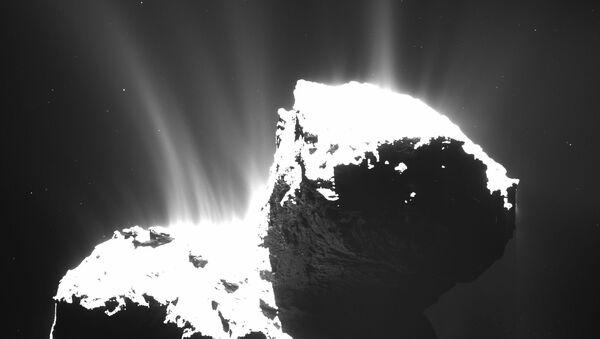 Cometa 67P/ Churiúmov-Guerasimenko - Sputnik Mundo