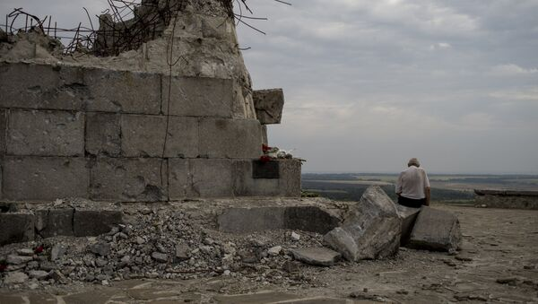 Situación en Donbás - Sputnik Mundo