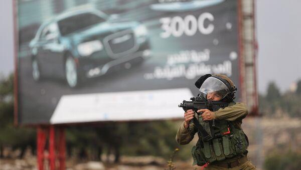 Soldado israeli - Sputnik Mundo