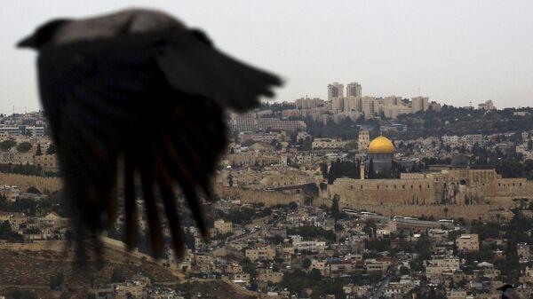 Vista de Jerusalén Este - Sputnik Mundo