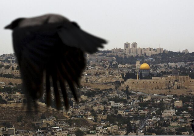 Vista de Jerusalén Este