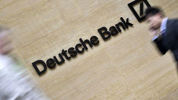 Salida del Deutsche Bank sin efectos en economías de América Latina - Sputnik Mundo