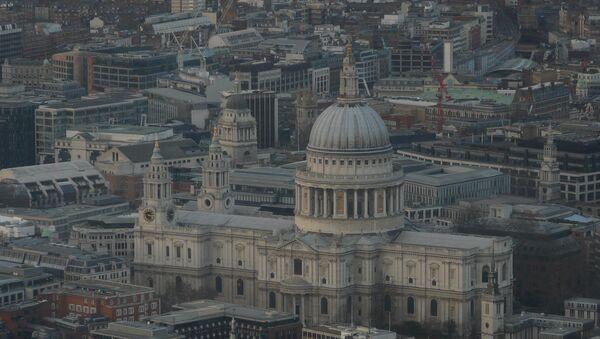 Catedral anglicana de San Pablo, Londres - Sputnik Mundo