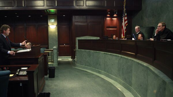 Juicio oral por el caso de Roman Polanski en 2009 - Sputnik Mundo
