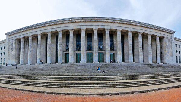Universidad de Buenos Aires, Escuela de Derecho - Sputnik Mundo
