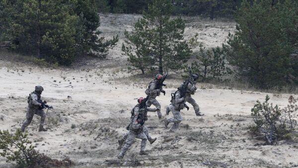 Despliegue militar de la OTAN cerca de las fronteras rusas es una provocación - Sputnik Mundo