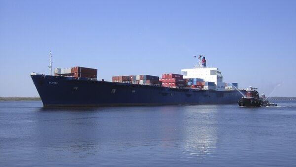 El desaparecido carguero 'El Faro' - Sputnik Mundo