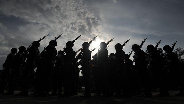 Soldados del Ejército de Tailandia - Sputnik Mundo