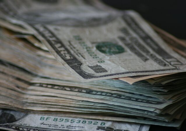 Billetes de dólares de EEUU (imagen referencial)