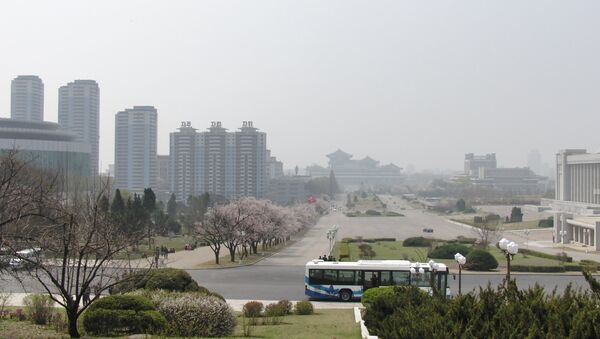 Pyonyang, la capital de Corea del Norte - Sputnik Mundo