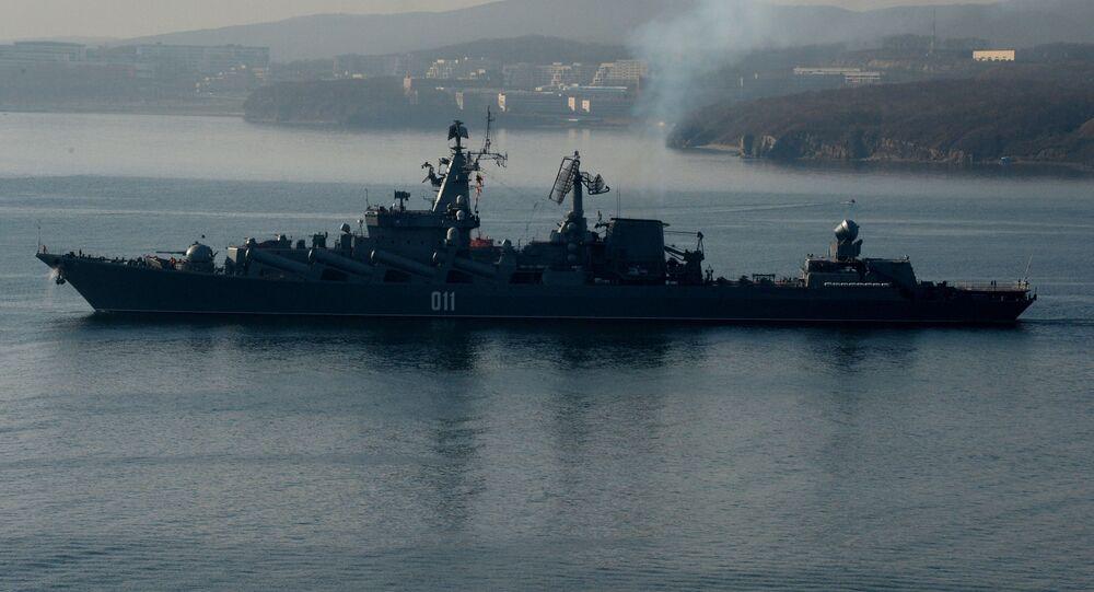 El crucero Varyag