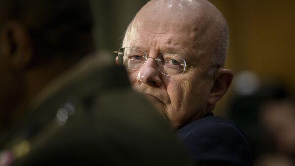 James Clapper, exdirector de Inteligencia Nacional de EEUU - Sputnik Mundo