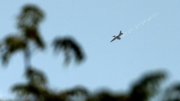 Caza MiG-23 de la Fuerza Aérea Siria (Archivo) - Sputnik Mundo