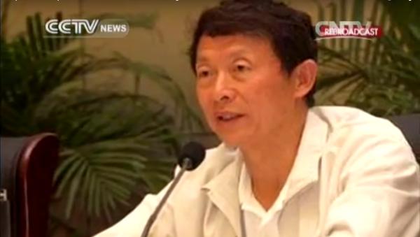 Antiguo presidente de la Conferencia Consultiva provincial de Sichuan, Li Chongxi - Sputnik Mundo