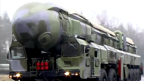 Rusia ejercita con éxito sus fuerzas nucleares - Sputnik Mundo