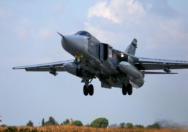Fuerzas Aeroespaciales de Rusia en Siria